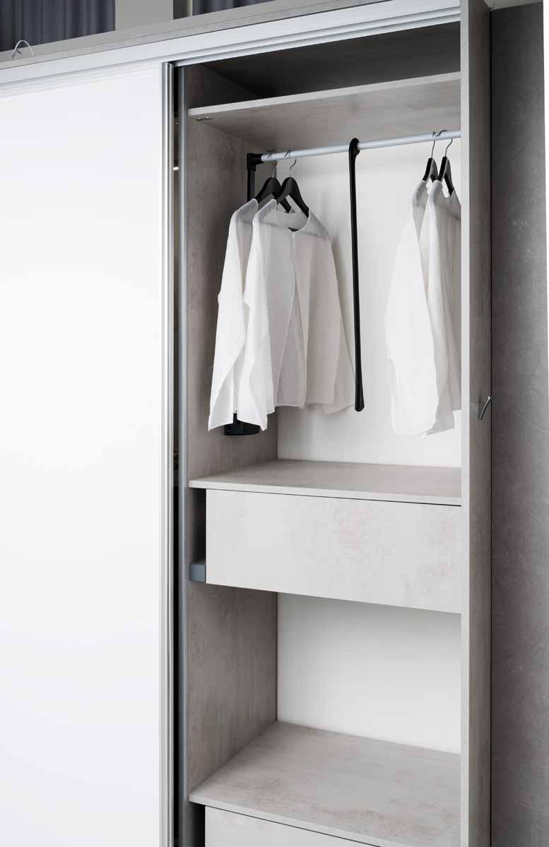 Innenausstattung für Kleiderschränke › Schmidt Küchen und Wohnwelt ...