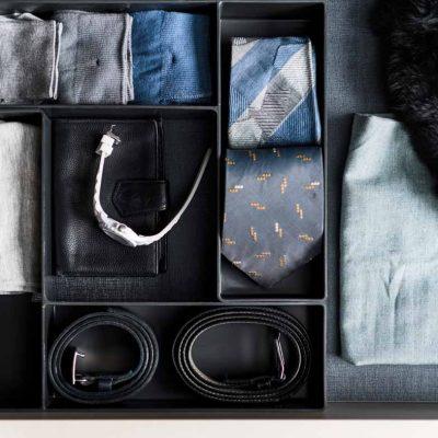 Ordnungssystem Kleiderschrank