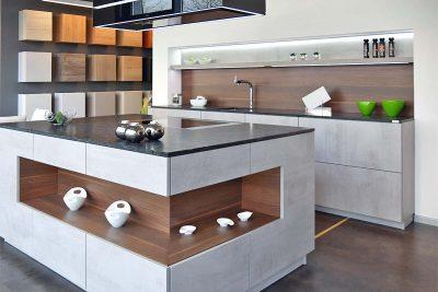 Küche Arcos Marvel Betonoptik