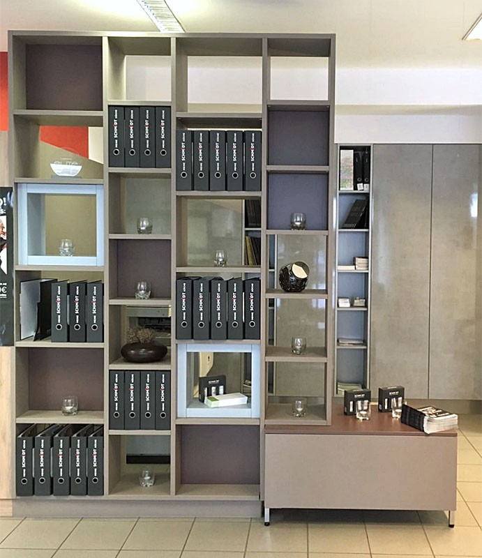 angebot m bel bibliothek schmidt k chen und wohnwelt in dresden. Black Bedroom Furniture Sets. Home Design Ideas