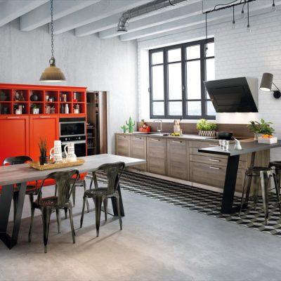 Wohnküche Groove
