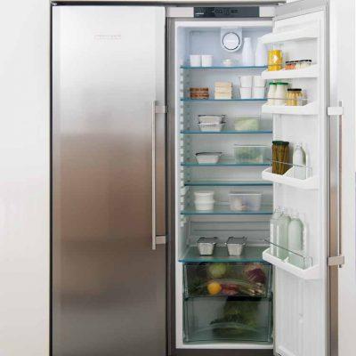 Kühl- und Gefrierkombination