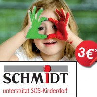 Schmidt Spende an SOS-Kinderdorf in Gera