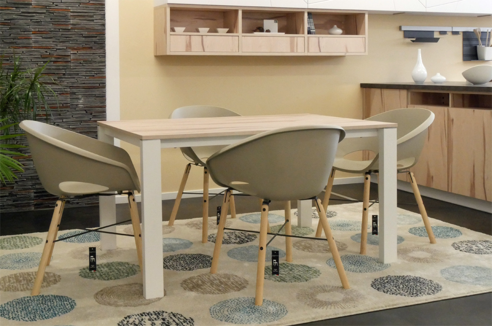 Tischgruppe Expando 140 x 200 cm