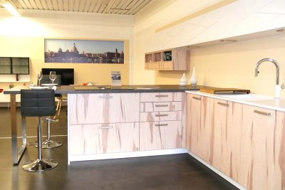 Wohnküche Arcos in Ikori mit Lazer