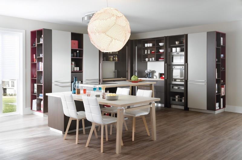 Küche Arcos Work´n´Hide